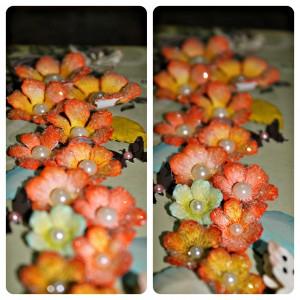 Flower Bouquet - Closeup