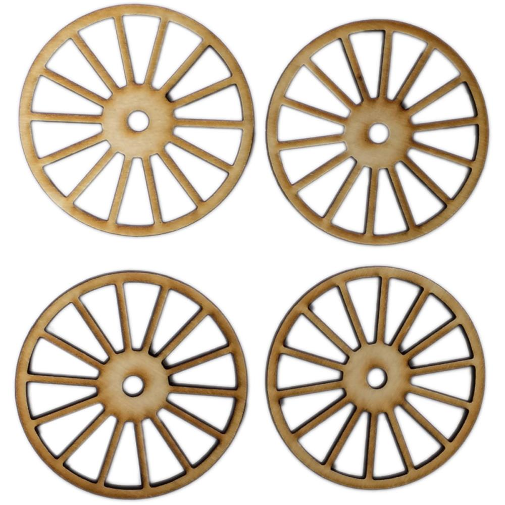 Wooden Wagon Wheels ~ Designs by shellie wooden wagon wheels crafting