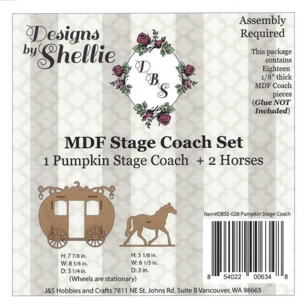 Designs by Shellie- MDF Kits