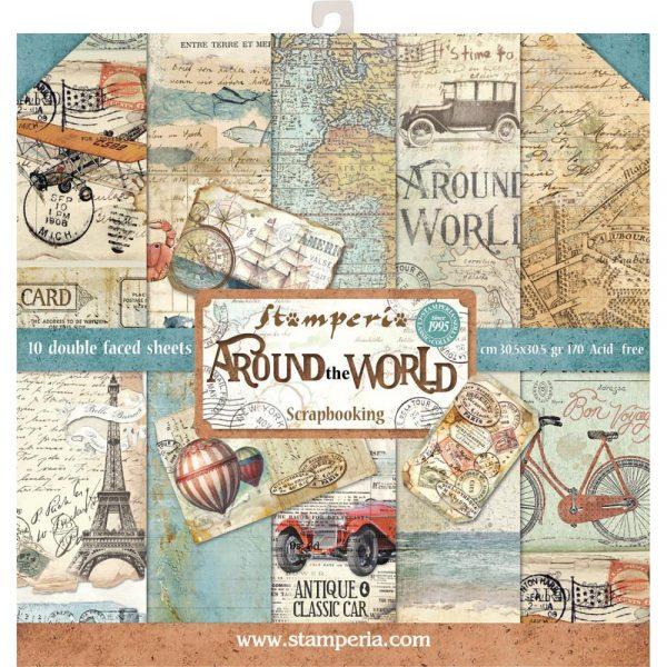 Stamperia Around The World