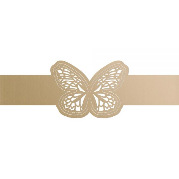 Ultimate Crafts Butterfly Wrap Die